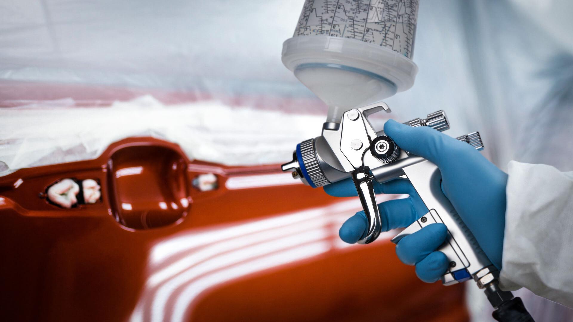 BYK Automotive Refinish Coatings